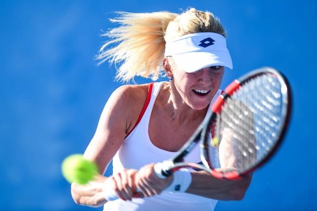 Australian Open: U. Radwańska wyeliminowana w 1. rundzie