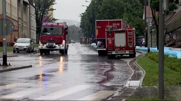 Zmniejsza się ryzyko powodzi w Gdańsku. Prognozy na najbliższą dobę zmienne