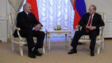 06-04-2017 16:28 Łukaszenka: w związku z zamachem spory z Rosją odeszły na dalszy plan