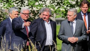 Szefowie dyplomacji Francji i Niemiec przedstawiają swoją wizję UE