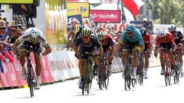 2017-11-09 Tour de Pologne: Bielsko-Biała, Tarnowskie Góry i Zabrze nagrodzone