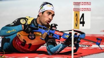 2016-12-15 Fourcade wygrał bieg sprinterski w Novym Mescie