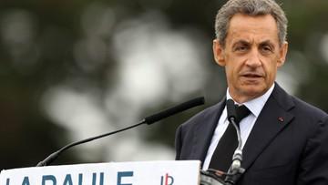 07-09-2016 05:30 Sarkozy: nie zrezygnuję z walki o prezydenturę