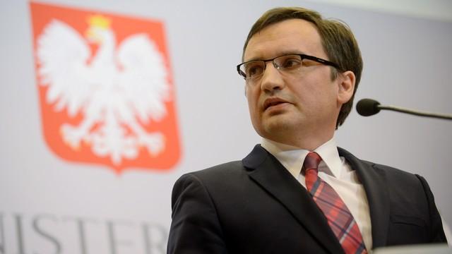 PO chce dymisji Ziobry po publikacji nt. finansowania Solidarnej Polski
