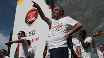 Trener Portugalczyków przedłużył kontrakt do 2020 roku