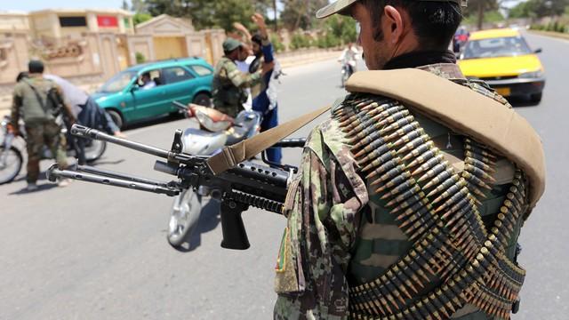 Afganistan: 4 żołnierzy USA zastrzelonych przez żołnierza afgańskiego