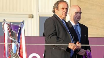 2015-12-04 Fogiel: Platini stanie przed Komisją Etyki, ale zostanie odwieszony?