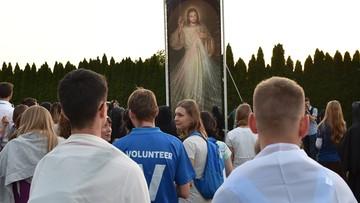25-07-2016 05:41 Do Krakowa zaczynają zjeżdżać pielgrzymi na Światowe Dni Młodzieży