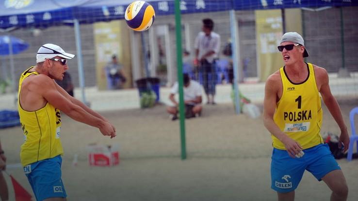 Polscy siatkarze plażowi w barażu o 1/8 finału