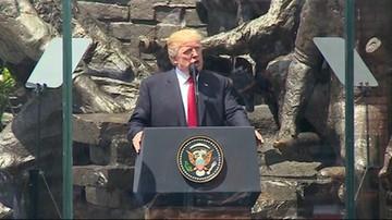 Trump: stajemy ramię w ramię broniąc art. 5 dla wspólnego zobowiązania do obrony kolektywnej