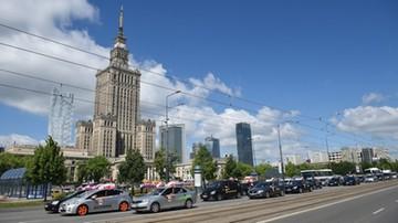 8 mandatów i 9 wniosków do sądu o ukaranie protestujących taksówkarzy