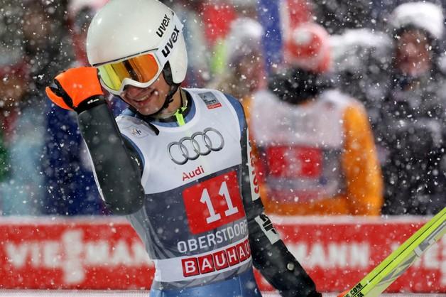 Oberstdorf - Stoch pokazał klasę