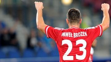 2015-09-19 122 gole! Brożek goni czołówkę Klubu 100