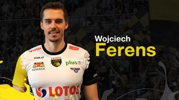 2017-01-02 Ferens nowym przyjmującym Lotosu Trefla Gdańsk