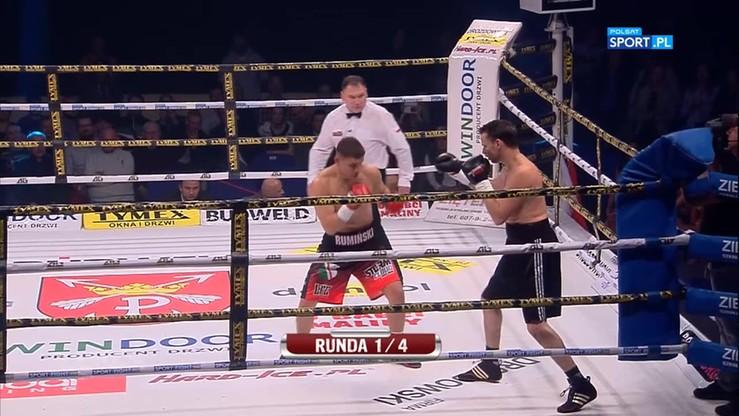 2016-11-05 Paweł Rumiński - Vladimir Fecko. Skrót walki