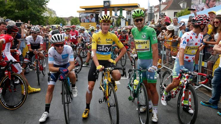 Tour de France w 2019 roku wystartuje z Brukseli