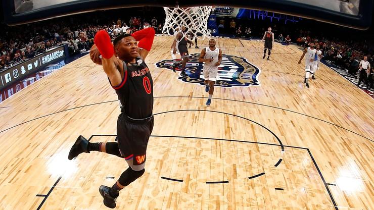 NBA: Porażka mistrzów, Westbrook jeszcze bez rekordu