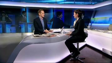 Mucha krytykuje PiS w Polsacie News za wypowiedzi o aferze taśmowej