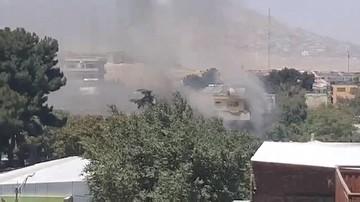 31-07-2017 13:54 Samobójczy atak obok ambasady Iraku w Kabulu. Państwo Islamskie przyznało się do zamachu