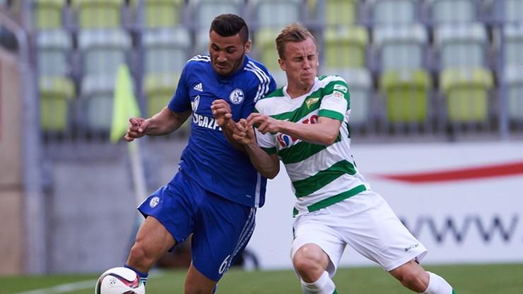 Lechia Gdańsk przegrała sparing z Schalke 04 Gelsenkirchen
