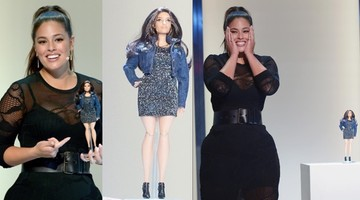 18-11-2016 17:04 Barbie w rozmiarze XL, czyli rewolucja w świecie lalek