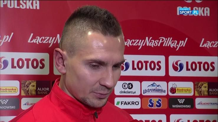 Jędrzejczyk: W Podgoricy było dużo walki wręcz