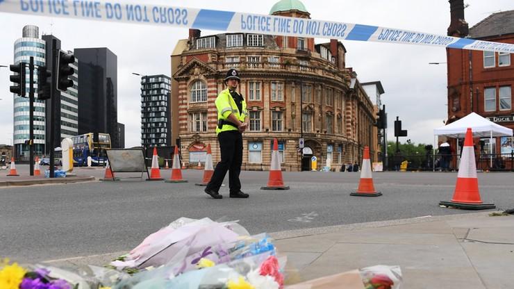 Kolejni zatrzymani w związku z zamachem w Manchesterze
