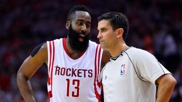 2017-03-18 NBA: Harden zagrał świetnie, ale Rockets ulegli Pelicans