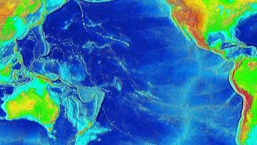 """25-04-2016 18:36 Superwulkan """"rodzi się"""" pod dnem Pacyfiku. Zniszczy ludzkość"""