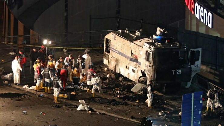 Po zamachach w Stambule. Przyznały się Sokoły Wolności Kurdystanu
