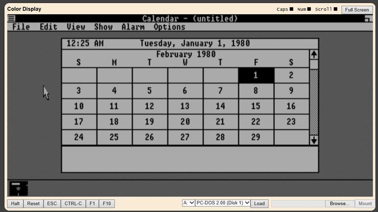 30 lat Windowsa. Zobacz emulator pierwszego oprogramowania Microsoft
