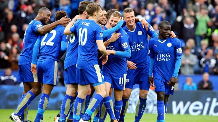 Leicester już w niedzielę może zostać mistrzem Anglii