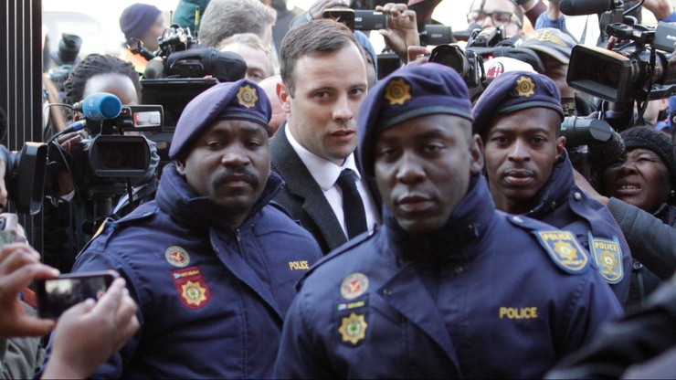 Pistorius skazany. Idzie do więzienia na 6 lat