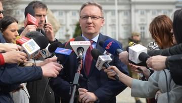29-03-2017 14:24 Szczerski: prezydenci Polski i Ukrainy pozostają w kontakcie ws. ataku na konsulat