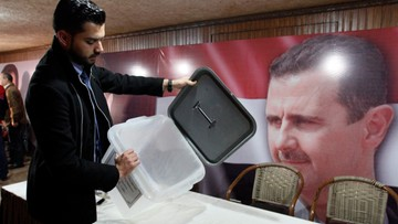 13-04-2016 17:05 Francja i Wielka Brytania krytykują wybory w Syrii. Rosja je chwali