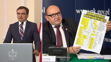 12-10-2016 13:53 Ziobro: kilkadziesiąt kolejnych śledztw ws. dzikiej reprywatyzacji w Warszawie