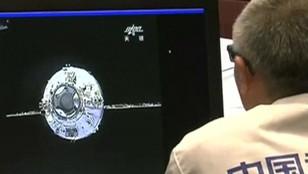 Uwaga na spadające kawałki chińskiej stacji kosmicznej!