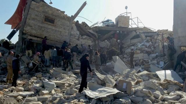 Syria: Wzmożone bombardowania Turcji na pozycje Kurdów w pobliżu Aleppo