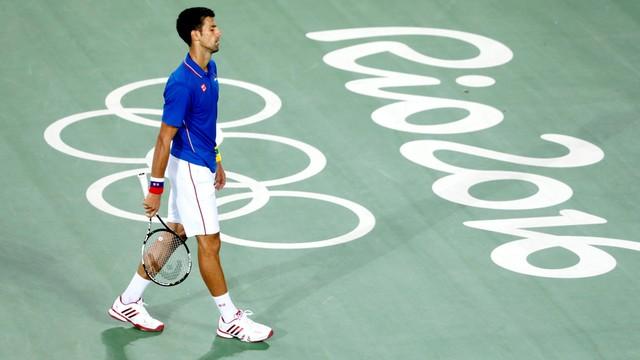 Sensacja w turnieju tenisistów. Djokovic odpadł w pierwszej rundzie
