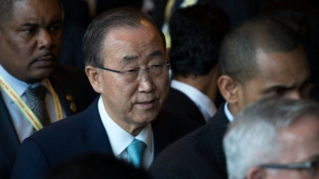 Sekretarz generalny ONZ apeluje do Rosji i USA o współpracę w zwalczaniu terroryzmu