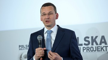 """10-06-2016 19:24 """"Plan Morawieckiego"""" o krok bliżej. Nowela ustawy trafi do prezydenta"""
