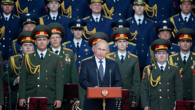 Putin: Zamówienia obronne państwa w 2017 roku osiągną maksymalny poziom