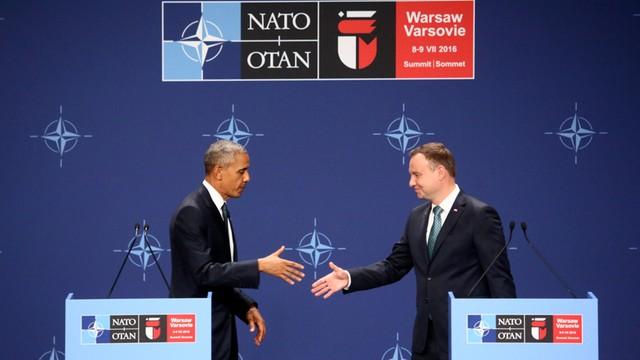 Obama: Uważamy Polskę za jednego z najbardziej oddanych sojuszników