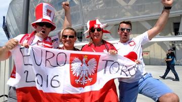 2016-06-12 La Baule: W niedzielę nie zapomniano o polskich piłkarzach