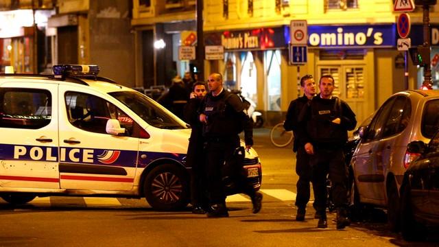 Chaos w Paryżu - co najmniej 40 ofiar strzelanin i wybuchów w Paryżu