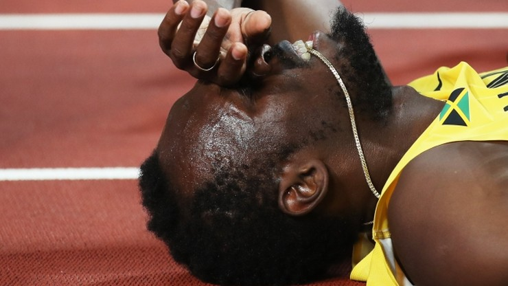 Bolt kontuzją zakończył karierę