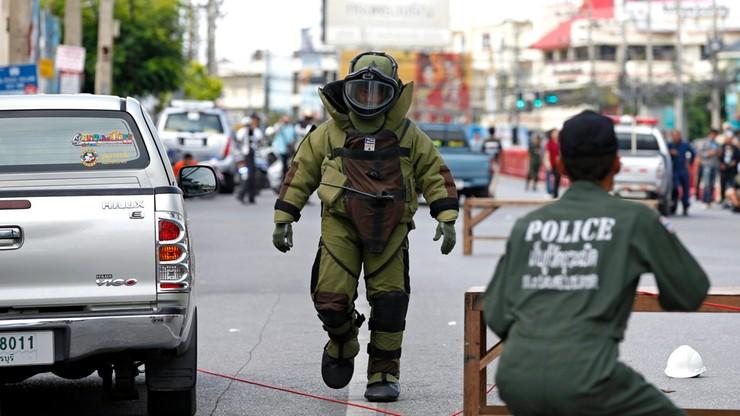 Policja o atakach w Tajlandii: sabotaż w celu destabilizacji kraju
