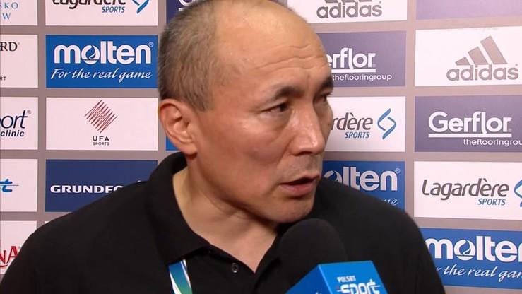 2016-04-09 Dujszebajew: Nie jestem jeszcze zadowolony z naszej gry