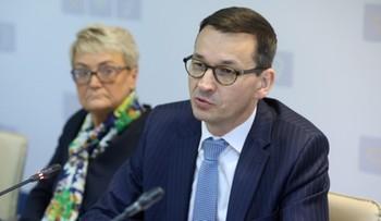 22-09-2017 14:20 Morawiecki: mamy bardzo odważne założenia w gospodarce
