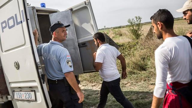 Węgry: Na granicy zatrzymano 29 migrantów, w tym jednego terrorystę
